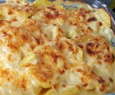Rezept Schnelles Kartoffelgratin von JOJO166 - Rezept der Kategorie sonstige Hauptgerichte