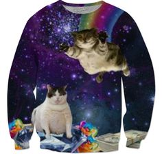 Cats In Outer Space