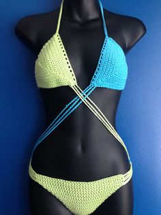 #Crochet Swimwear from Lily'z Closet