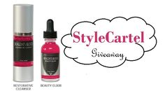 StyleCartel Giveaway | City Cosmetics Dragon's Blood Beauty Elixir