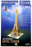 Eiffel Tower Small 3D Puzzle