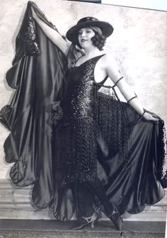 """Karyl Norman, a cross-dressing star in the Pansy Craze era known as the """"Creole Fashion Plate,"""" performed at La Boheme, a nightclub in Sunset Plaza, in the early 1930s. Joan Crawford and Billy Haines took in the act one night and enjoyed Norman's impersonation of Crawford in """"Rain."""""""