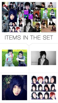 """""""Des and Nate"""" by mynamespickles ❤ liked on Polyvore featuring art, destery moore, ahoynateo, desandnate, capndesdes and nathan owens"""