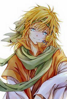Akatsuki no Yona ♥ (Yona of the Dawn) ♡ Zeno