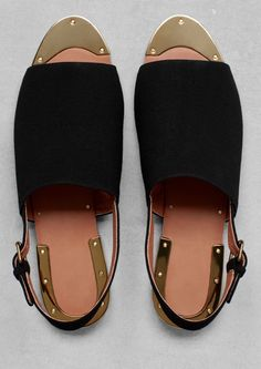 SLINGBACK SANDALS by & Other Stories