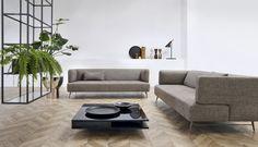 Projekt sofy Dream, który wyszedł spod ręki naszego projektanta, spełnia założenia najnowszych trendów w design'ie mebli. #ArisConcept Sofa, Couch, Furniture, Home Decor, Homemade Home Decor, Settee, Couches, Home Furnishings, Sofas