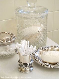 Pretty Bathroom Accessories
