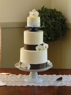 La Joconde :: Wedding Cake Design