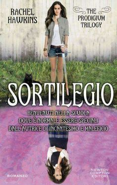 12. Sortilegio di Rachel Hawkins (#3 The peodigium trilogy)