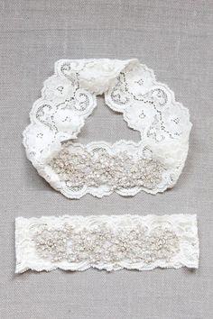 Emily Riggs Bridal -- Garters