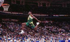 shawn kemp, dunk, basketball, nba