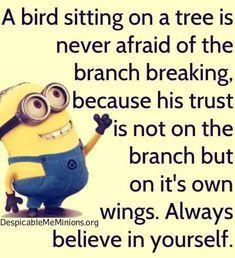 Minion wisdom - Funny Minion Meme, funny minion memes, funny minion quotes, Minion Quote Of The Day, Quotes - Minion-Quotes.com