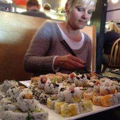 Wasabi Sushi Bar Whi