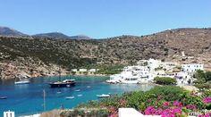 View from VILLA MARIA today (15/7/2016) #Faros #Sifnos #VillaMaria http://sifnosvillamaria.gr/