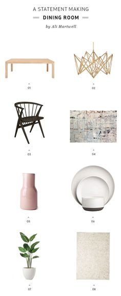 Designer's Take on Our Dining Room: {Ali Hartwell}