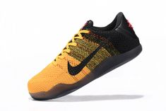 cc03e600c758 Cheap 2016 NBA Playoffs Bruce Lee Kobe 11 Flyknit Elite Basketball Shoes  For Men