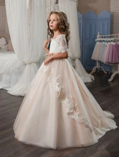 026cba6ea 410 Best Flower girl dresses images in 2019