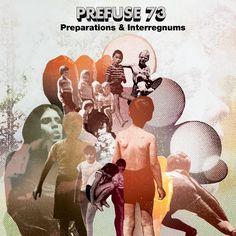 Prefuse 73,  Artwork by Kim Hiorthoy