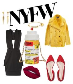 """🌹"" by wonderariee on Polyvore featuring Moschino, Sydney Evan, Lime Crime and nye"