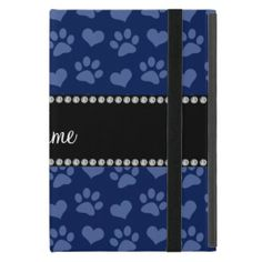 =>quality product          	Personalized name navy blue hearts and paw prints cover for iPad mini           	Personalized name navy blue hearts and paw prints cover for iPad mini in each seller & make purchase online for cheap. Choose the best price and best promotion as you thing Secure Checkou...Cleck Hot Deals >>> http://www.zazzle.com/personalized_name_navy_blue_hearts_and_paw_prints_ipad_case-256172346083706728?rf=238627982471231924&zbar=1&tc=terrest
