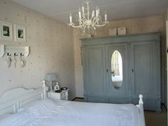 ... voorbeelden slaapkamers on Pinterest  Annie sloan, Met and De paris