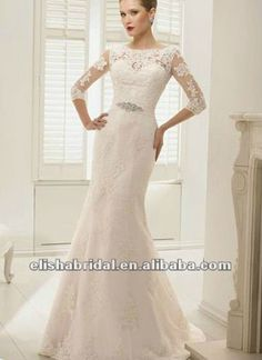 pink wedding dress with lace and sleeves | Fashion Light Pink Lace High Neck Sexy Low Back Long Sleeve Princess ...