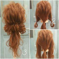 可愛いアレンジには編み込みがマスト?いえいえ、実は編み込みなんてしなくたっておしゃれで可愛いヘアはいっぱい!朝の忙しい時間に3分でできて可愛いとびきりヘアを解説付きでわかりやすくまとめてご紹介しちゃいます♡