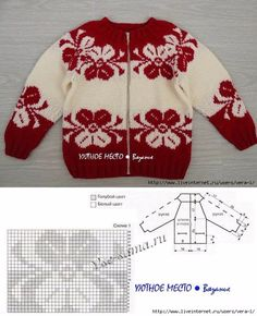 Easy Knitting Patterns for Beginners - How to Get Started Quickly? Baby Sweater Patterns, Baby Sweater Knitting Pattern, Knit Baby Sweaters, Sweater Knitting Patterns, Knitting Stitches, Knitting Designs, Knit Patterns, Knitting For Kids, Free Knitting