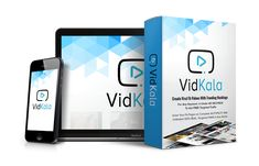 Vidkala – FE Premium Unlimited by Patrick Dillon Hendrix-Create Viral Fb Videos With Trending Hashtags For Any Keyword In Under 60 Seconds To Get Free Targeted Traffic With Unlimited 100% Real, Targeted Fans In Any Niche.