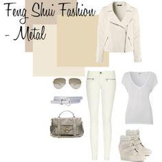 Feng Shui Fashion - Metal