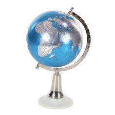Benzara Provocative Globe