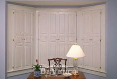 Raised panels hinge completely off of the window when open. In an century home raised panel shutters were used for privacy as well as security. Raised Panel Shutters, Home Surveillance, Home Security Systems, 18th Century, Windows, Furniture, Home Decor, Decoration Home, Room Decor