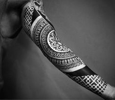 best samoan tattoos and meanings Black Sleeve Tattoo, Arm Sleeve Tattoos, Tattoo Sleeve Designs, Tribal Tattoos, Arrow Tattoos, Tatoos, Mini Tattoos, Tattoos For Guys, Birthdate Tattoo
