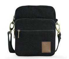 Messenger Bags for Women | Small canvas messenger bag for women, cotton canvas satchels