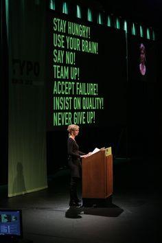 Kirsten Dietz @ TYPO Berlin 2012