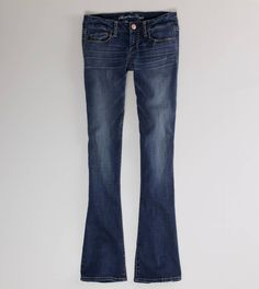 Skinny Kick Jean are my favorite new jeans!