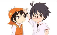 boboiboy and fang:. by on DeviantArt Boboiboy Galaxy, Anime Galaxy, Boboiboy Anime, Anime Version, Korean Artist, Supernatural, Animation, Deviantart, Cartoon