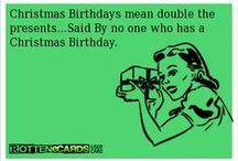 december birthdays suck - Google Search