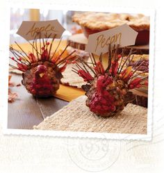 1000 images about crafts on pinterest world market for Unique thanksgiving place card holders