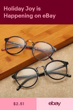 0ebd0872afb Eyeglass Frames Health  amp  Beauty  ebay Round Eyeglasses