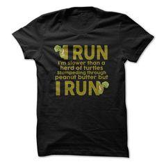 I Run Great Funny Shirt  - #gifts for girl friends #mason jar gift. FASTER => https://www.sunfrog.com/Sports/I-Run-Great-Funny-Shirt-.html?68278