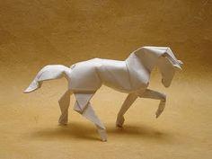 Horse Author: David Brill