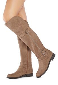 Flat Boots for Women   JustFab