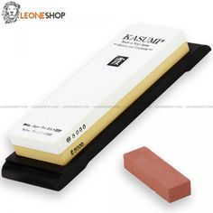 Kasumi Japanese Sharpening Stone - Double Grain - Sale Online - Kasumi Japan - Leoneshop Usa and Canada - Japanese Sharpening Stones and Cutlery Tools On Line Store Cooking Fresh Green Beans, Cooking With Olive Oil, Cooking Tri Tip, Cooking For One, Japanese Sharpening Stone, Japanese Cooking Knives, Cooking Basmati Rice, Cooking Rice, Cooking Recipes