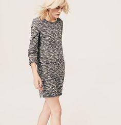 Lou & Grey Spacedye Shift Dress