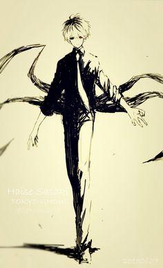 Tokyo Ghoul:re - Haise Sasaki