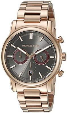 Michael Kors Men's MK8370 Pennant Rose Gold-Tone Stainless Steel Watch https://www.carrywatches.com/product/michael-kors-mens-mk8370-pennant-rose-gold-tone-stainless-steel-watch/ Michael Kors Men's MK8370 Pennant Rose Gold-Tone Stainless Steel Watch  #Chronographwatch More chronograph watches : https://www.carrywatches.com/tag/chronograph-watch/
