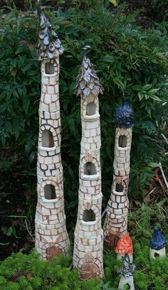 10 Upscale Ways to Make Over Terra Cotta Pots Gardens How to