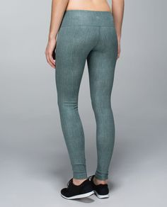 787b4a7d3 Lululemon Wunder Under Pant  Full-On Luxtreme - Burlap Texture Deep Shore  Earl Grey   Earl Grey