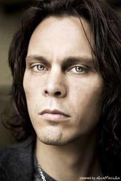 Ville Valo. Credit to the owner of this photo. If it is your photo and you don't want me to use it, please tell me and I will remove it immediately.